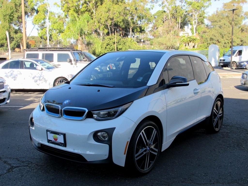 Pre-Owned 2015 BMW i3 Base RWD 4D Hatchback