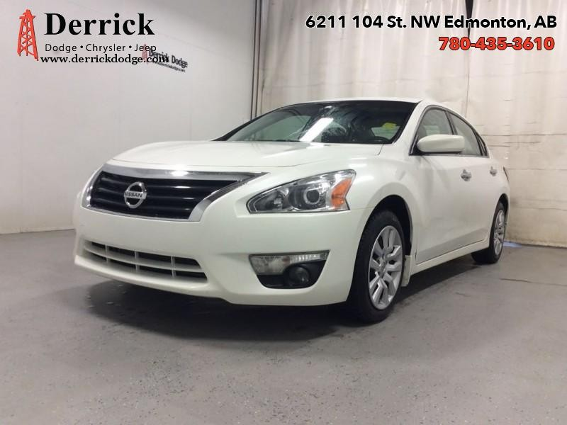 Photo Pre-Owned 2015 Nissan Altima Used S Power Group AC 95.32 BW