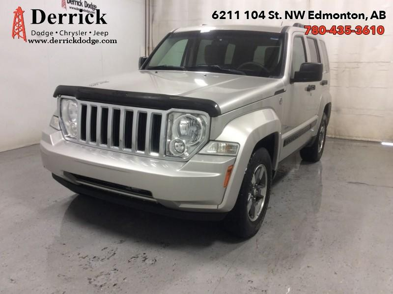 Pre-Owned 2008 Jeep Liberty Used 4WD North Alloys Pwr Grp A/C $87.74 B/W