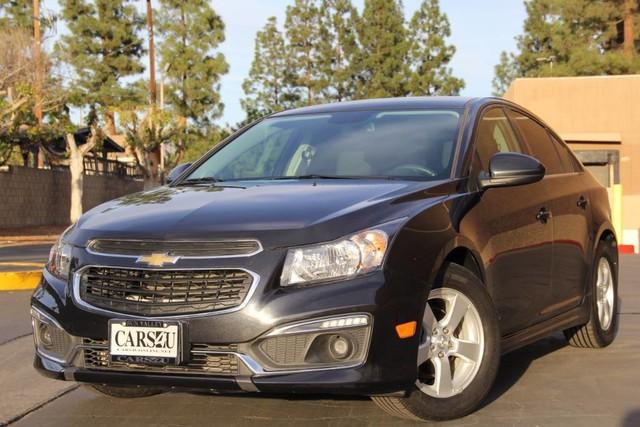 2015 Chevrolet Cruze LT LOADED!! FULL WARRANTY!!