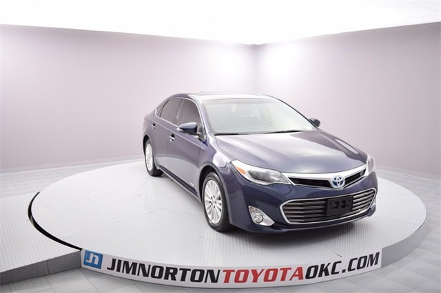 2013 Toyota Avalon Hybrid 4dr Sdn Limited