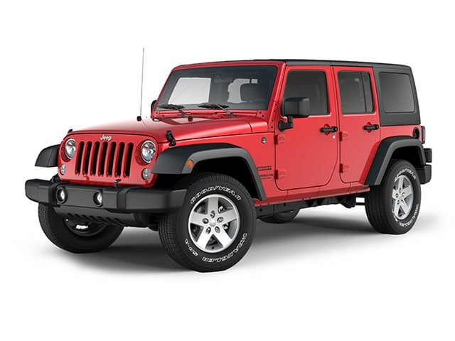 Photo Used 2017 Jeep Wrangler Unlimited SUV Sport 4x4 in Greensburg, PA