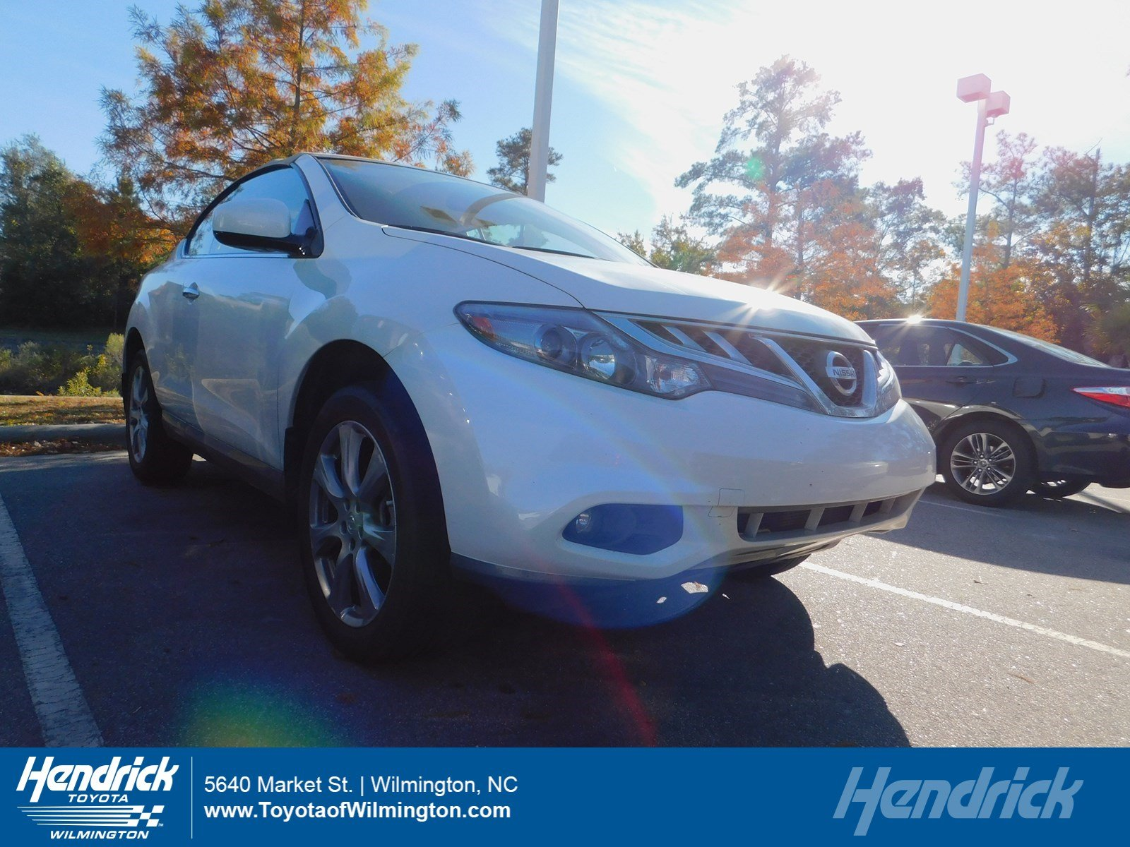 Photo 2014 Nissan Murano Crosscabriolet 2DR CONV AWD Convertible in Franklin, TN