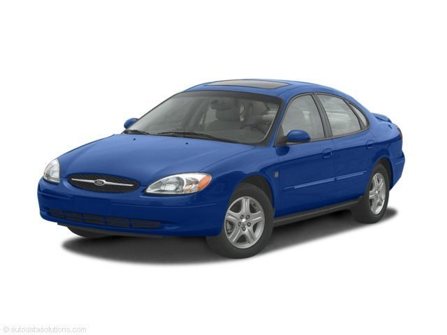 2002 Ford Taurus SEL Sedan Duratec V6 24V