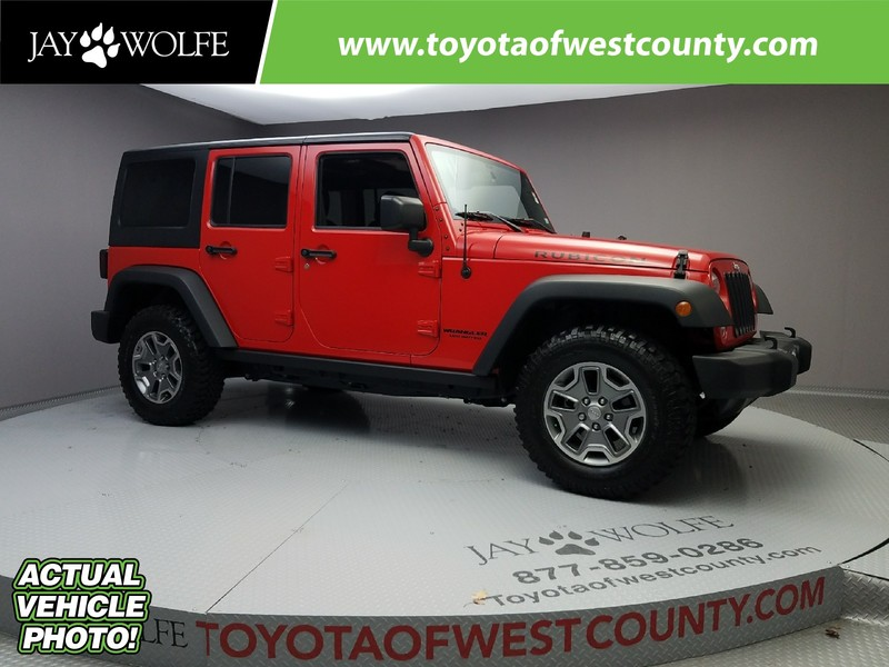 Pre-Owned 2015 JEEP WRANGLER UNLIMITED Four Wheel Drive Sport Utility