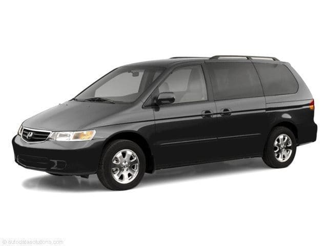 2003 Honda Odyssey 5dr EX-L w/Leather Van
