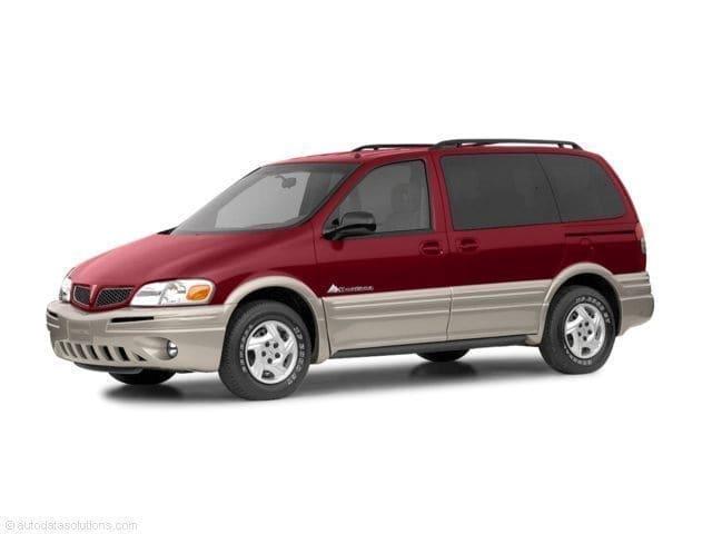 Used 2003 Pontiac Montana M16 Minivan/Van | Farmington Hills, MI