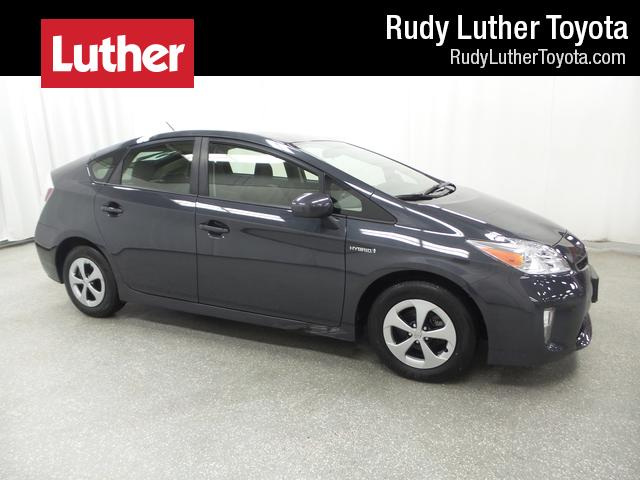 2015 Toyota Prius HB Two Hatchback