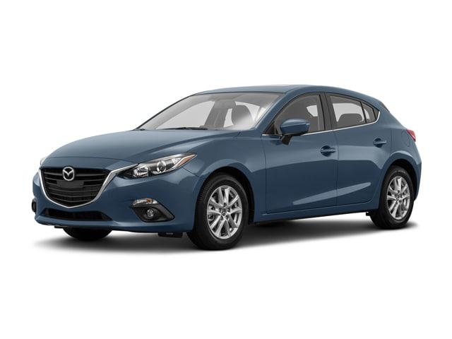 2016 Mazda3 i Touring (A6)