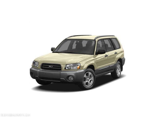 2005 Subaru Forester 2.5 XS L.L. Bean