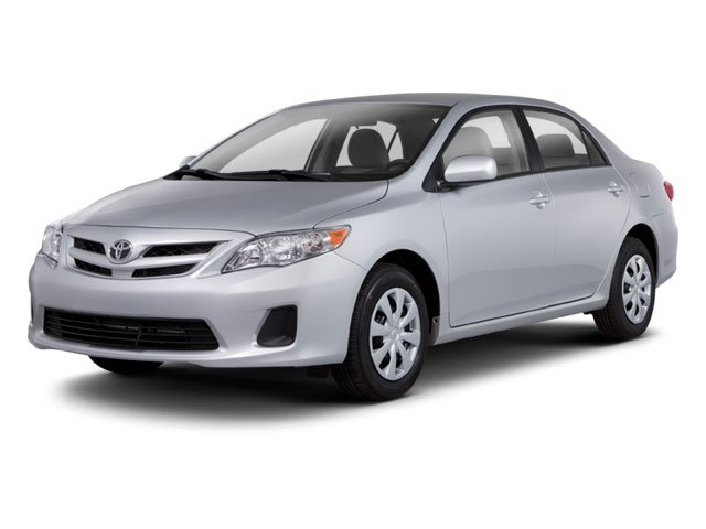 2013 Toyota Corolla S Automatic Sedan