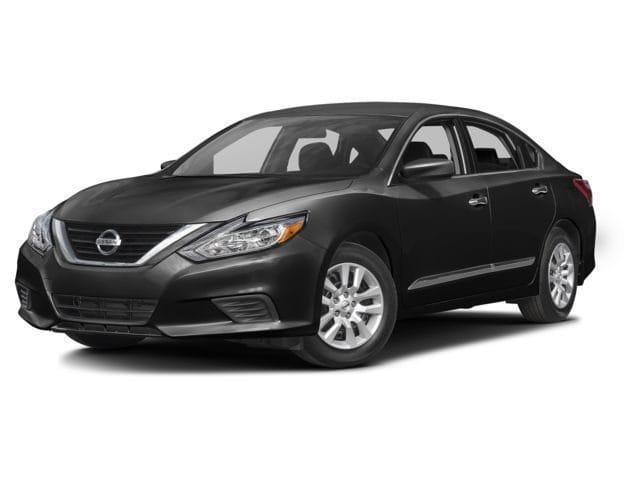 Used 2017 Nissan Altima 2.5 SV Sedan for sale in Newport News, VA
