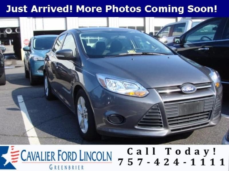 2014 Ford Focus SE SEDAN I4 GDI ENGINE
