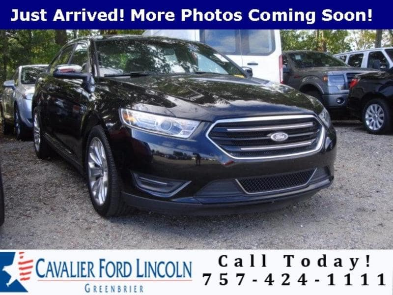 2016 Ford Taurus Limited SEDAN V6 TIVCT ENGINE