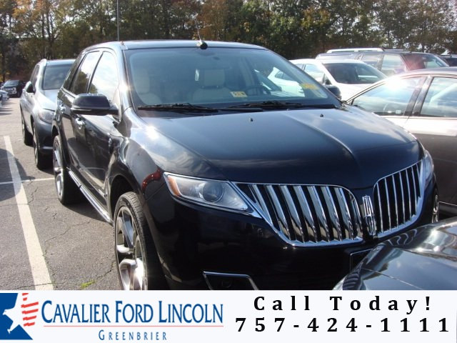 2014 Lincoln MKX SUV TIVCT V6 ENGINE