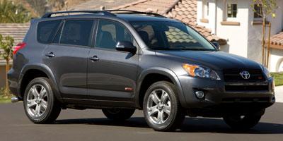 2010 ToyotaRAV4 4WD 4dr AT