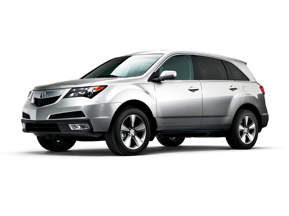Used 2012 Acura MDX Technology SUV in Leesburg