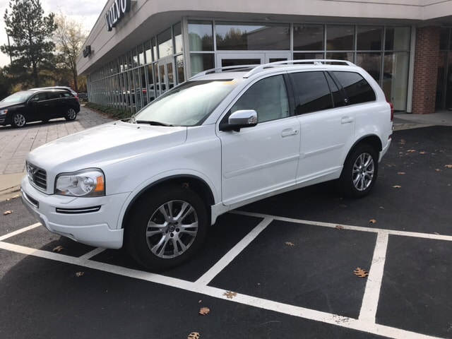 2014 Volvo XC90 3.2 Premier Plus w/Climate Package SUV
