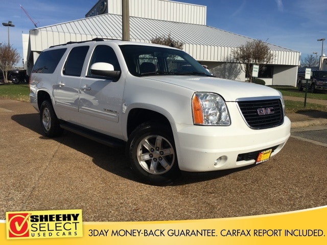 Photo Used 2011 GMC Yukon XL 1500 SLE 1500 SUV V-8 cyl for sale in Richmond, VA