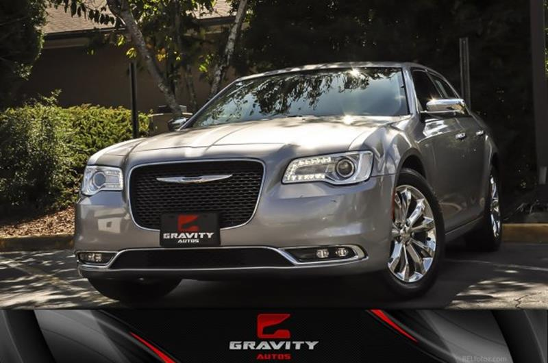 2016 Chrysler 300 AWD C 4dr Sedan