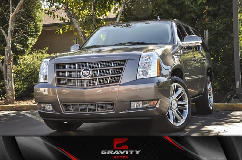 2014 Cadillac Escalade Premium 4dr SUV