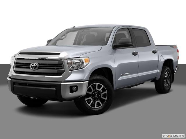 Used 2014 Toyota Tundra 4WD Truck LTD CrewMax 5.7L FFV V8 6-Spd AT LTD in Hiawatha, IA