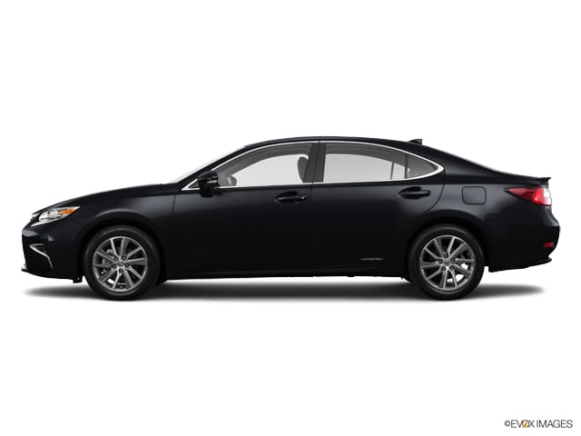 2016 LEXUS ES 300h Hybrid Sedan Front-wheel Drive