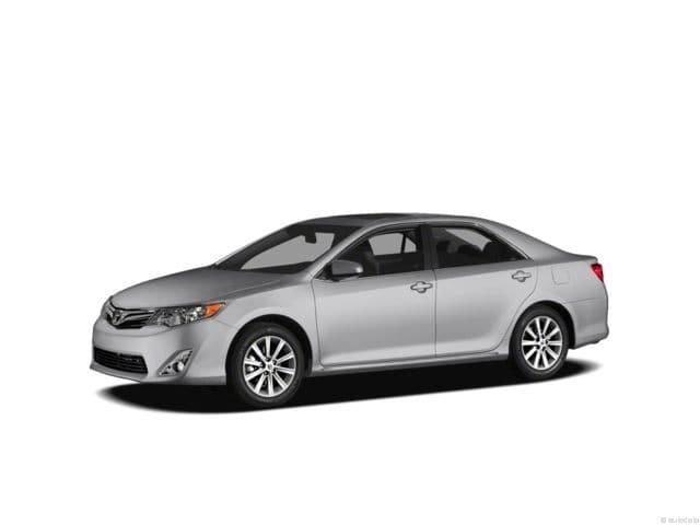 Used 2012 Toyota Camry XLE Sedan Front-wheel Drive