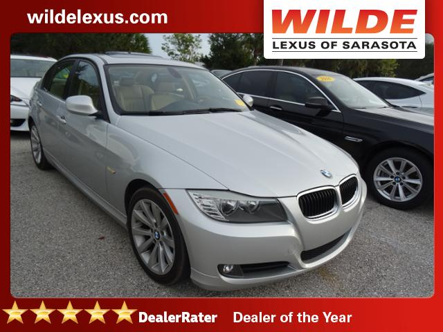 Pre-Owned 2011 BMW 3 Series 4dr Sdn 328i RWD RWD 4dr Car