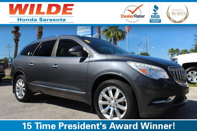 Pre-Owned 2013 Buick Enclave FWD 4dr Premium FWD Sport Utility
