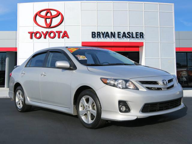 Pre-Owned 2013 Toyota Corolla S FWD S 4dr Sedan 4A
