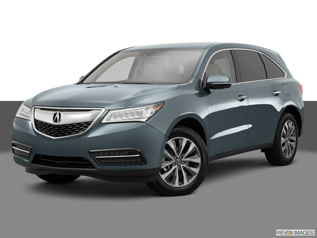 Used 2015 Acura MDX 3.5L Technology Package in Reading, PA