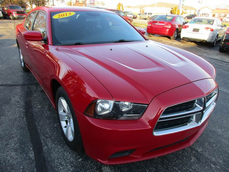 2013 Dodge Charger SE 4dr Sedan
