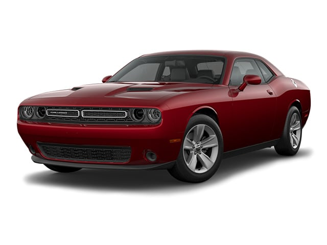 Used 2017 Dodge Challenger SXT Coupe Rear-wheel Drive Near Atlanta, GA
