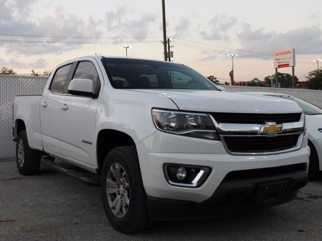 Used 2015 Chevrolet Colorado LT Truck Crew Cab For Sale Austin, Texas
