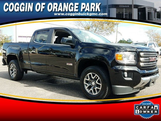 Pre-Owned 2015 GMC Canyon SLE Truck Crew Cab in Jacksonville FL
