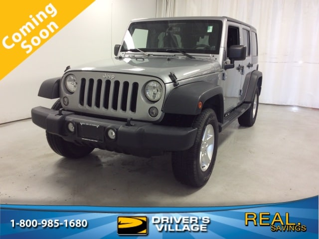 Used 2014 Jeep Wrangler Unlimited For Sale | Cicero NY