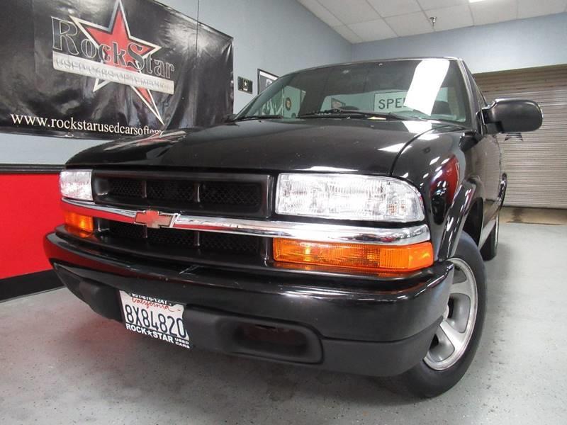 1999 Chevrolet S-10 2dr Standard Cab SB