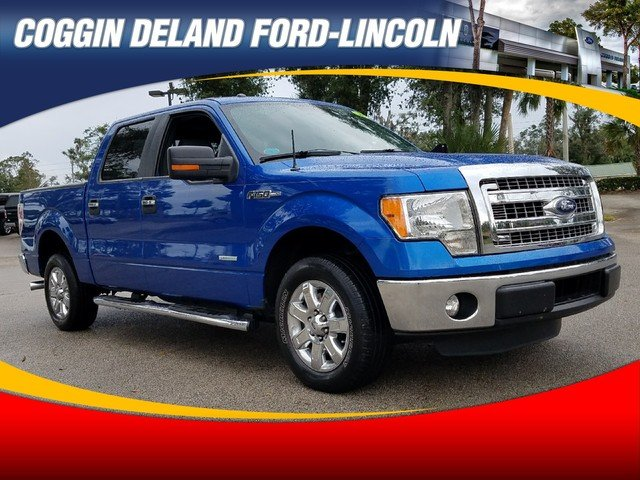 Pre-Owned 2014 Ford F-150 XLT in Jacksonville FL