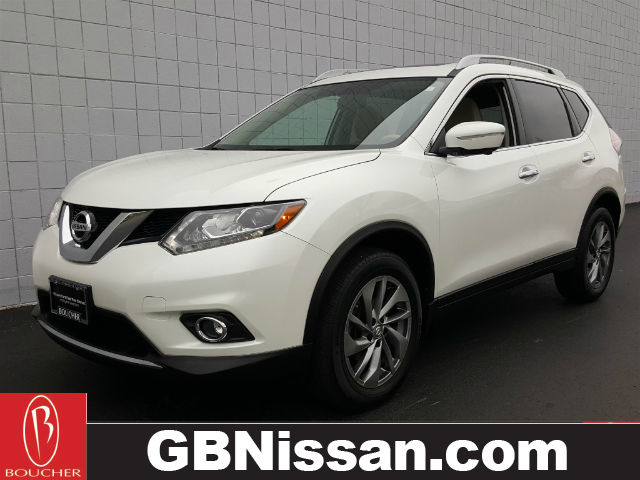 Used 2015 Nissan Rogue SL SUV in Greenfield