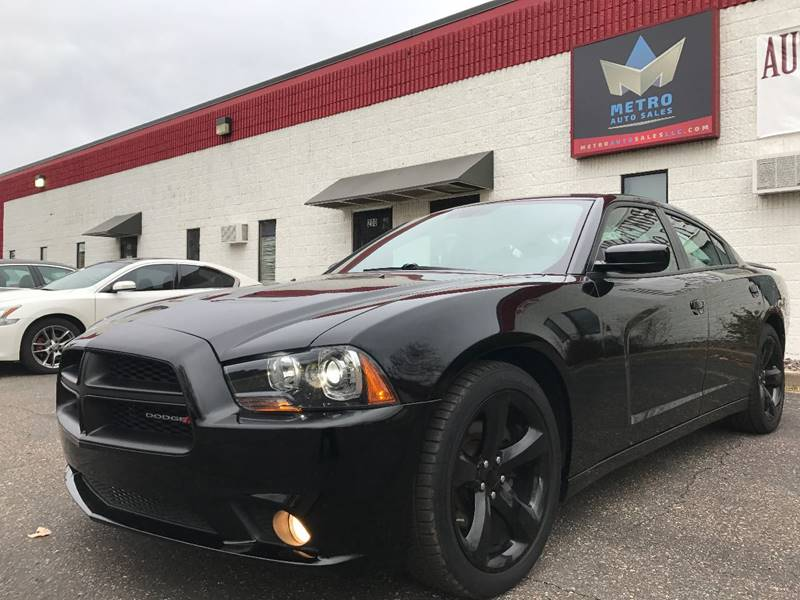 2014 Dodge Charger R/T Plus 4dr Sedan