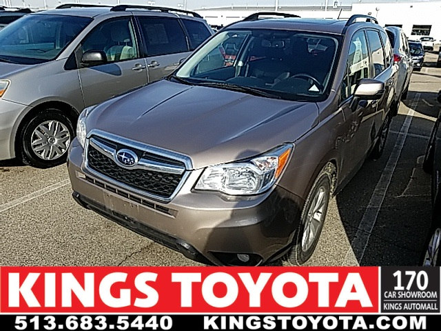 Used 2014 Subaru Forester 2.5i Touring in Cincinnati, OH
