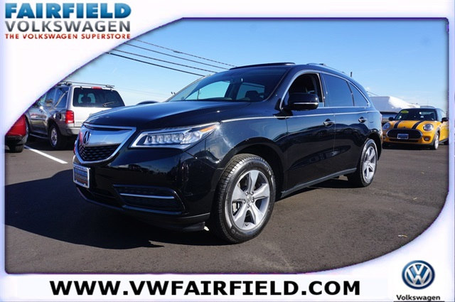 Used 2015 Acura MDX 3.5L in Cincinnati, OH