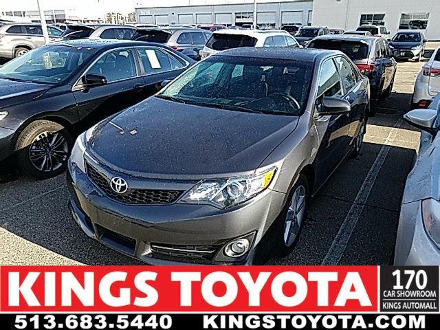 Used 2014 Toyota Camry SE in Cincinnati, OH