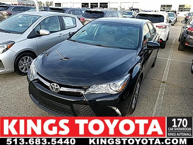 Used 2016 Toyota Camry SE in Cincinnati, OH