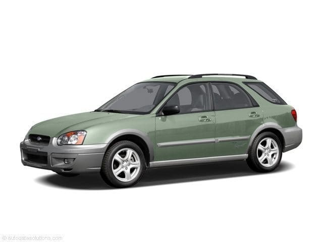 Used 2006 Subaru Impreza Outback Sport Base in Clearwater