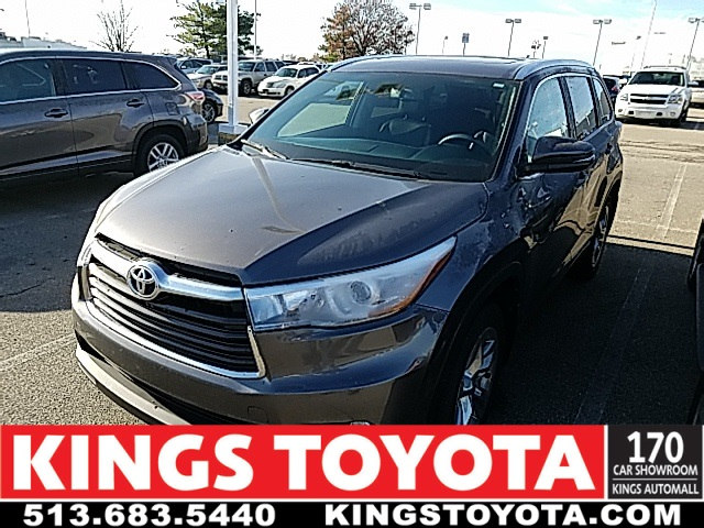 Used 2016 Toyota Highlander Limited in Cincinnati, OH