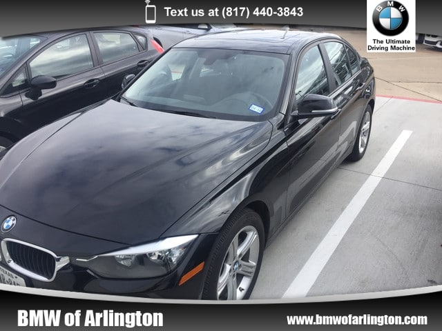2015 BMW 328i Sedan 328i Sedan Rear-wheel Drive