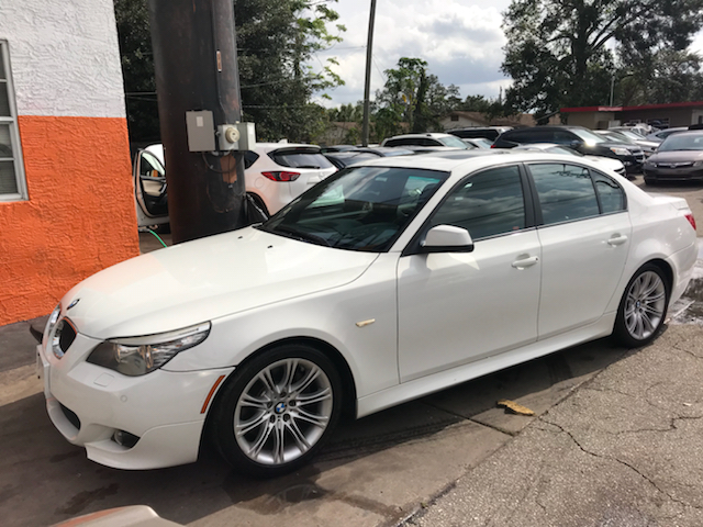 2010 BMW 5 Series 535i 4dr Sedan