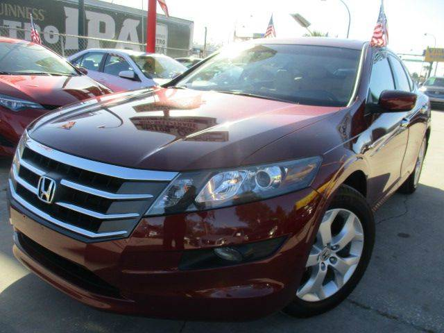 2011 Honda Accord Crosstour EX-L 4dr Crossover